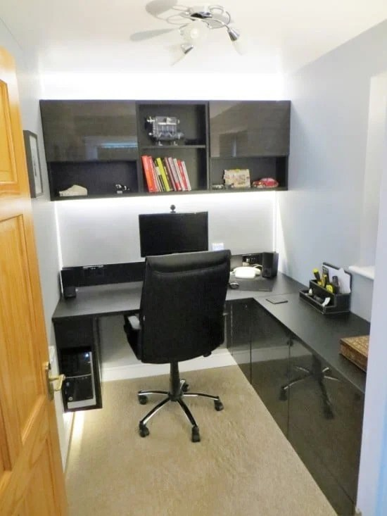 Compact Fitted Best 197 Study Ikea Hackers