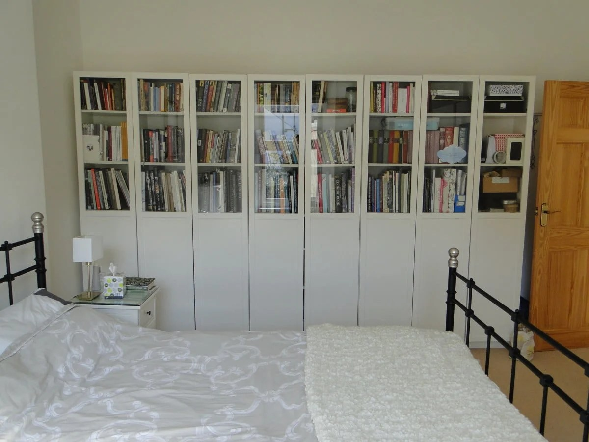 Billy Bookcase Ikea Glass Home Decor