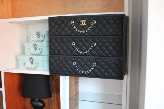 IKEA Moppe chanel makeover