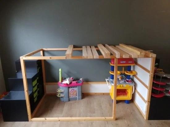 IKEA KURA - assembled