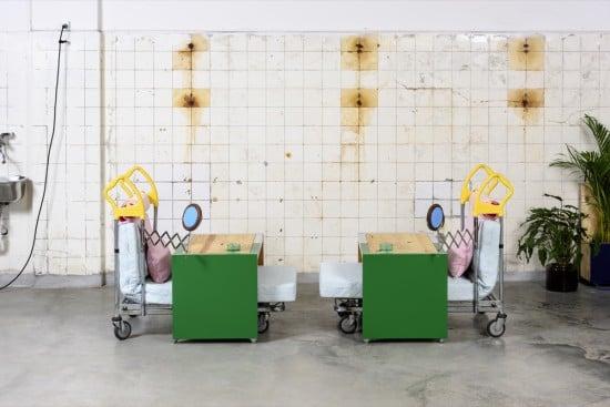 Maaike Fransen IKEA hack - The Runaway Cart