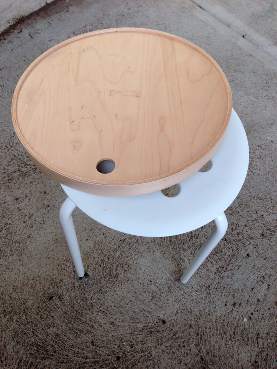 Ikea Ps Tray Marius Makes A Multipurpose Side Table