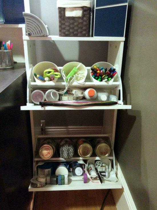 Compact Craft Corner