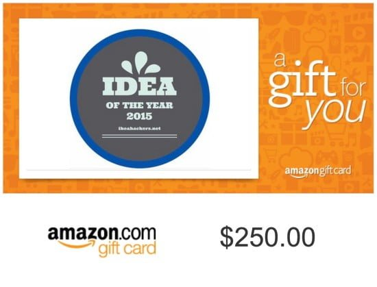 IOTY gift card
