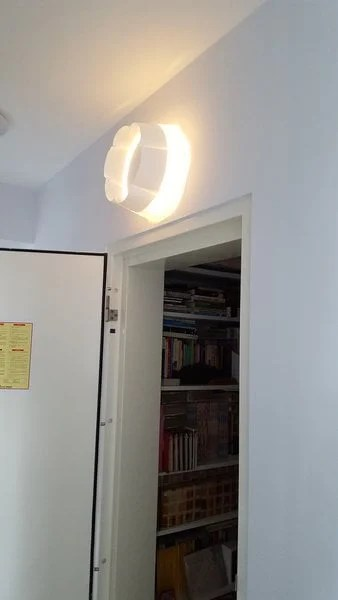 IKEA LYSBOJ Lamp bomb shelter light