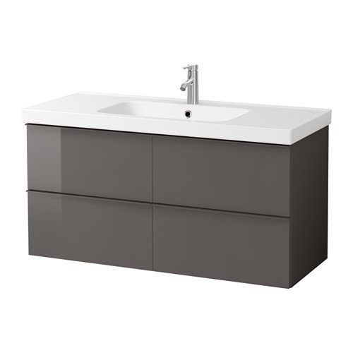 godmorgon sink cabinet with 4 drawers