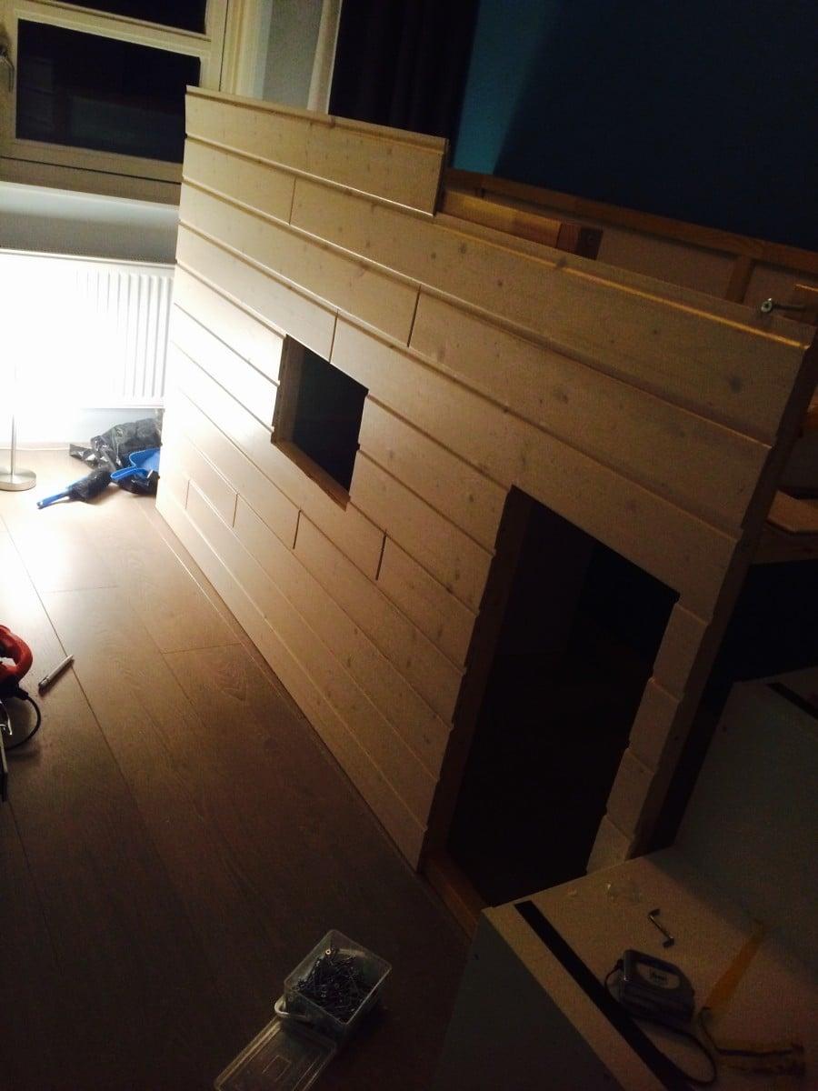 Radiator Springs House Bunkbed Ikea Hackers