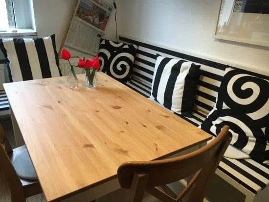 Kallax Kitchen Corner Seat