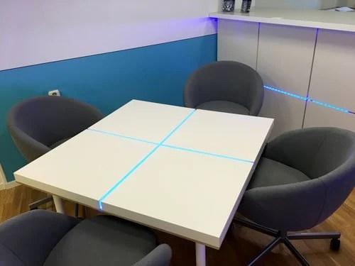 IKEA Lack 4 x 4 table