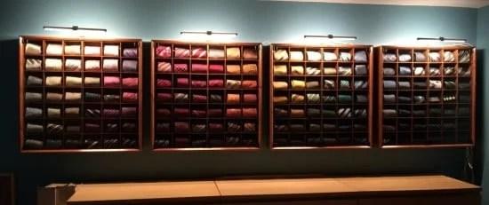 IKEA NORNAS tie display