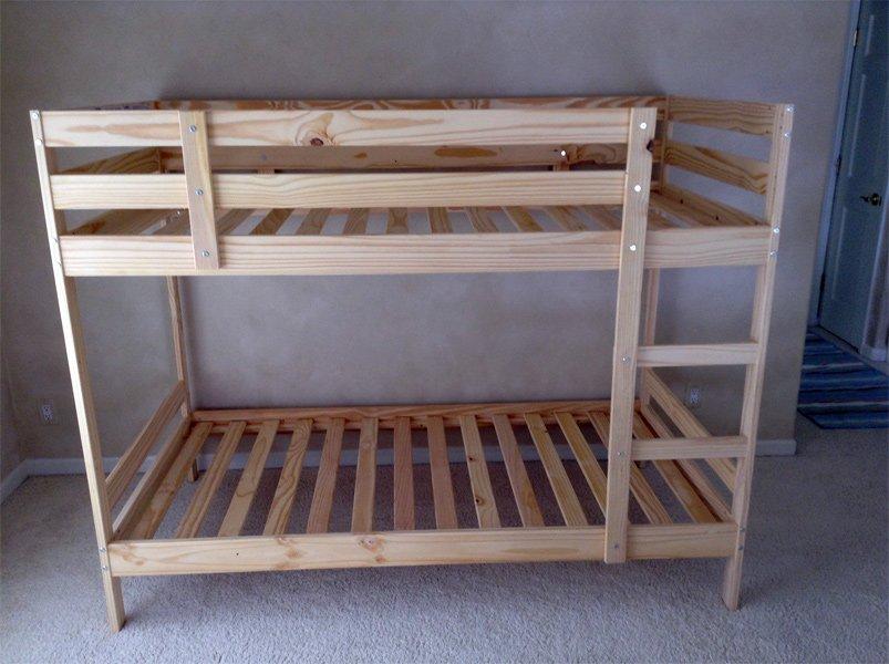 Trend IKEA MYDAL bunk bed