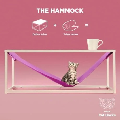 4 Ikea Cat Hacks That Are Just Meowellous