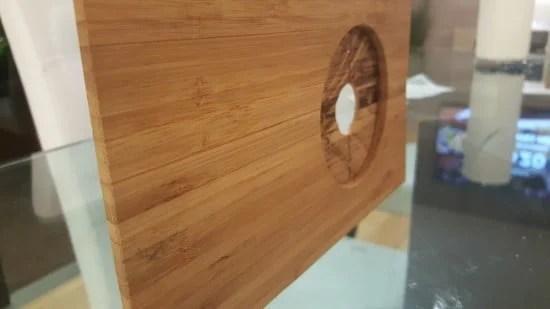 APTITLIG bamboo cutting board