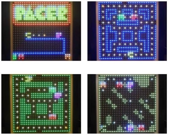 pacer - pac man inspired retro video games