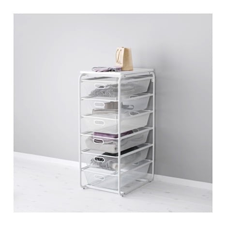 IKEA algot basket