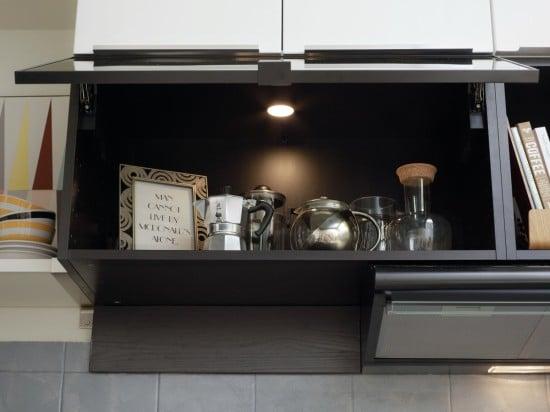 Omlopp LED in cabinet lighting