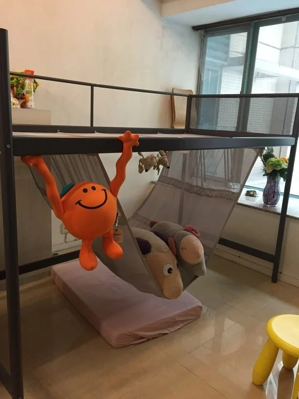 Inspirational Item hacked Tuffing bunk bed