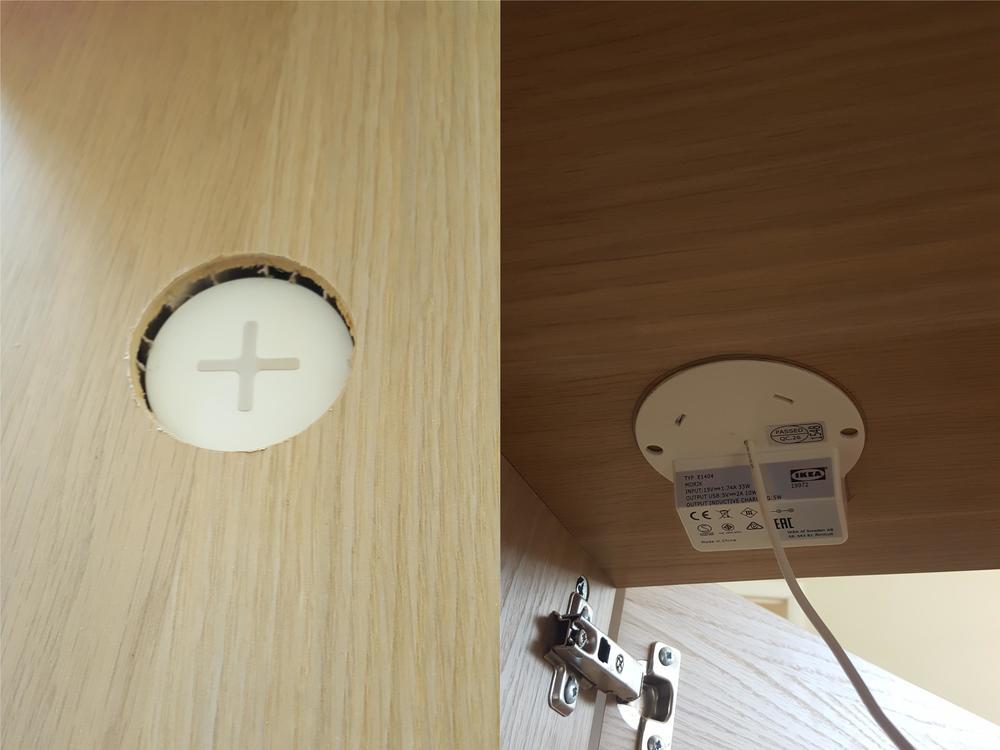 Best 197 Morik Wireless Charging Station Ikea Hackers