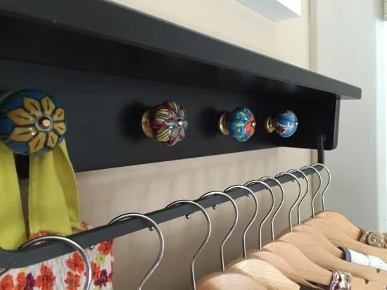 baby clothing rack-3