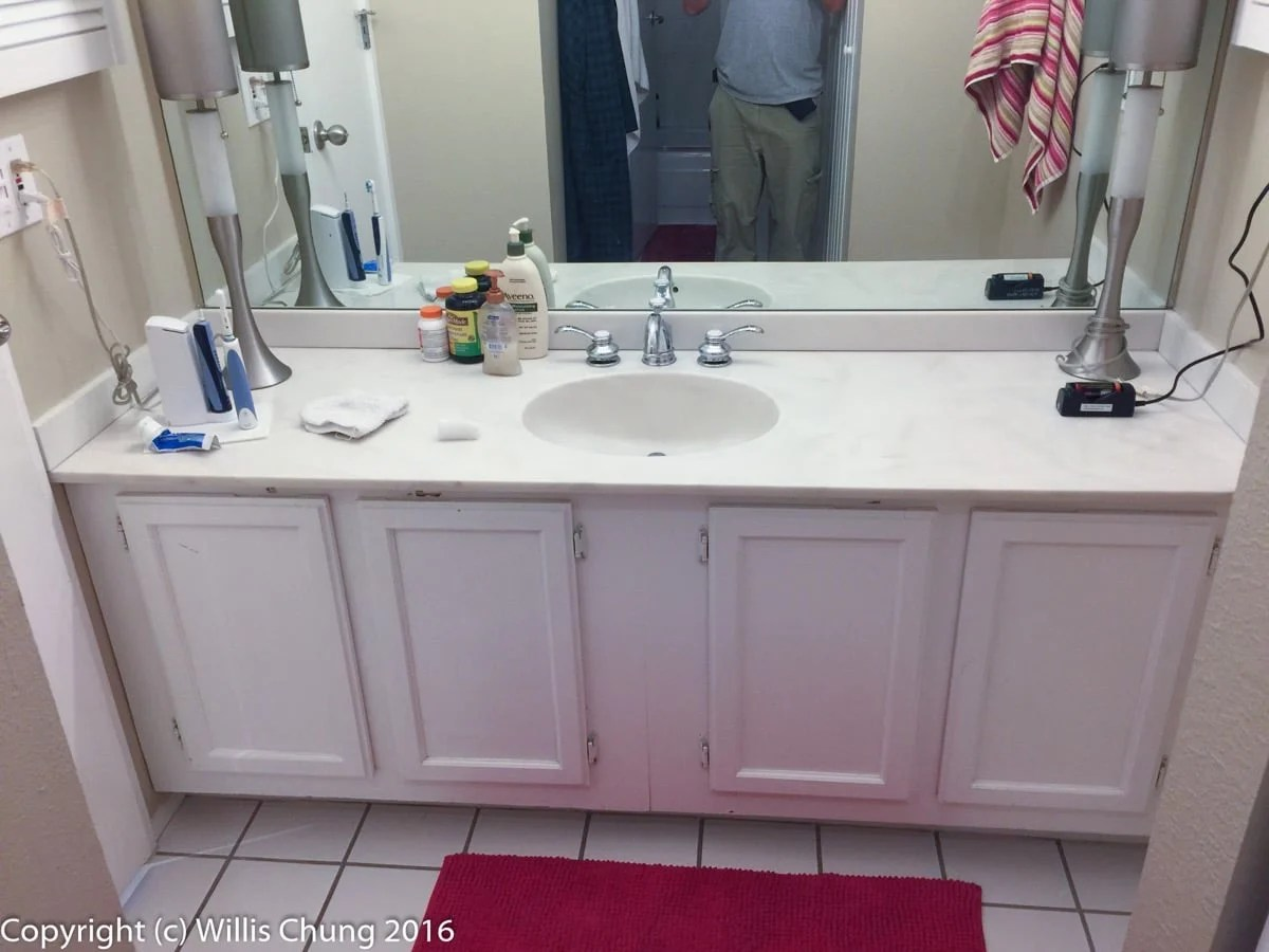 stretch godmorgan bathroom remodel ikea hackers
