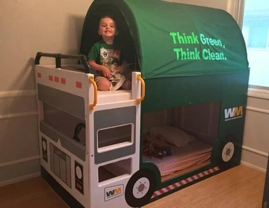Kura Trash Truck Bed Ikea Hackers