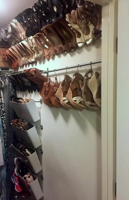 wall-mounted-kitchen-rail-shoe-organizer