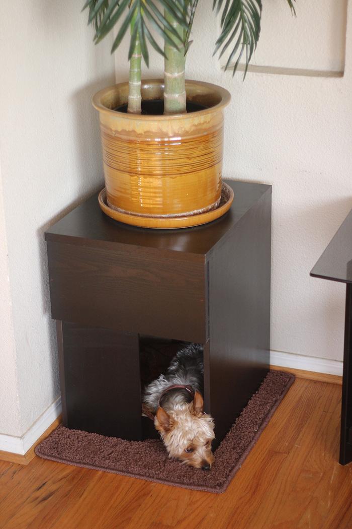 Indoor Custom Dog House Ikea Hackers