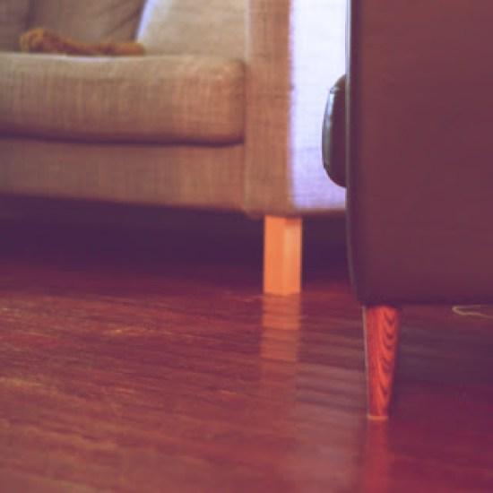 Ikea Karlstad Sofa Hack: Karlstad Sofa Gets Retro Update