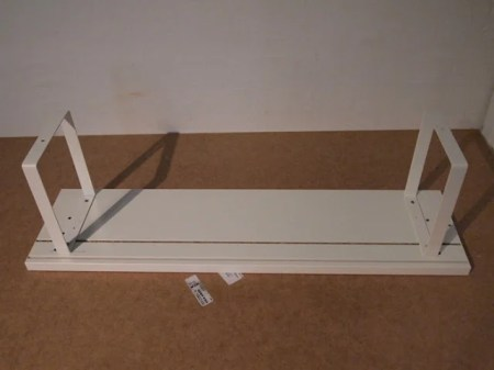 Low Budget Table Top Shelf + Cable Solution