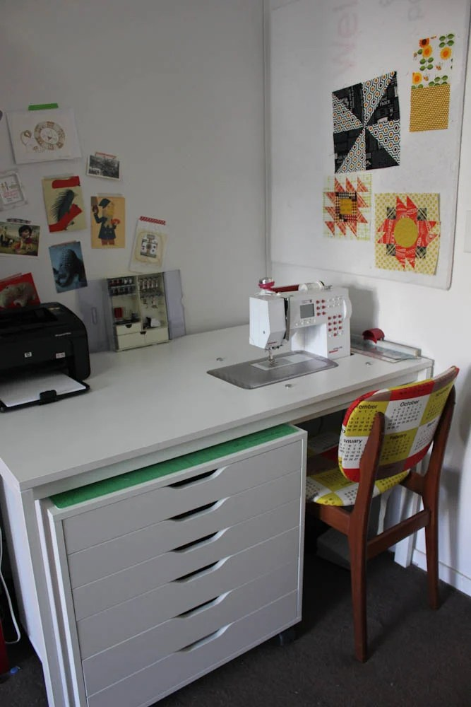 Melltorp To Sewing Desk Ikea Hackers