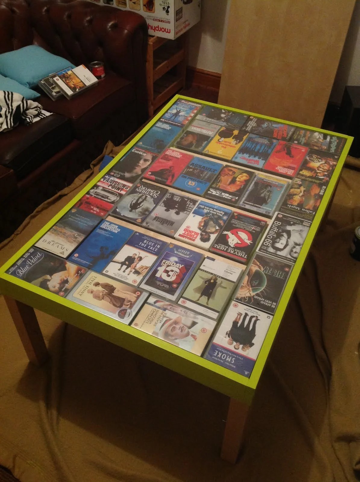 Vh yes coffee table 39 lack 39 ing no more ikea hackers for Ikea cassette