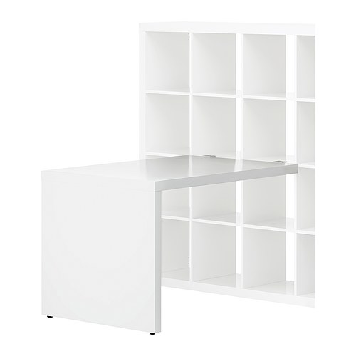 besta expedit computer desk ikea hackers. Black Bedroom Furniture Sets. Home Design Ideas