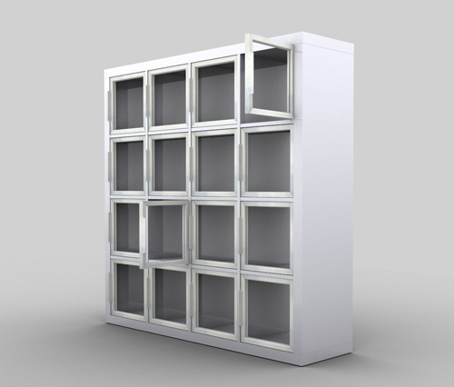 Kitchen Starter Set Ikea: Kickstarter: Ikea Expedit Hack With Record Covers