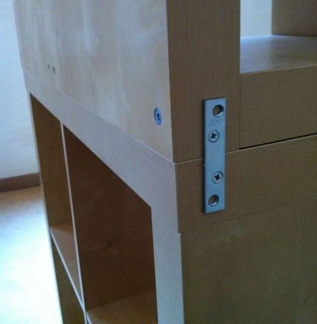 Expedit Standing Desk Ikea Hackers