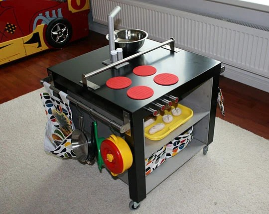 Lack Grundtal Kid Kitchen Hackers