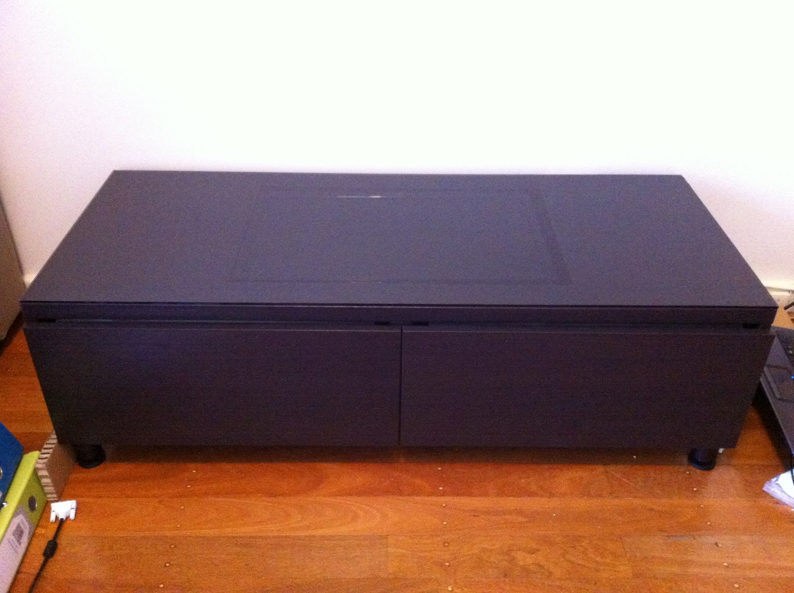 Diy arcade machine coffee table ikea hackers for Ikea table d arcade