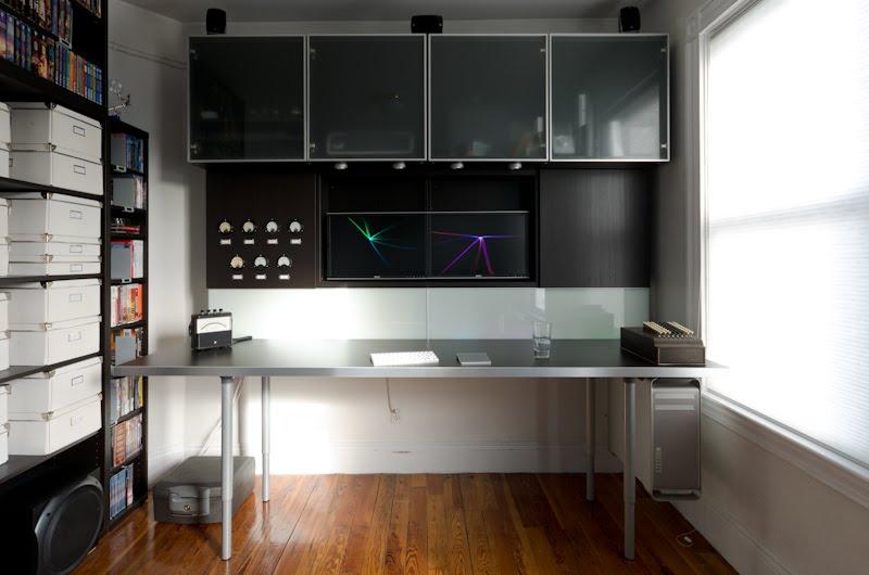 Desk With Meters Ikea Hackers