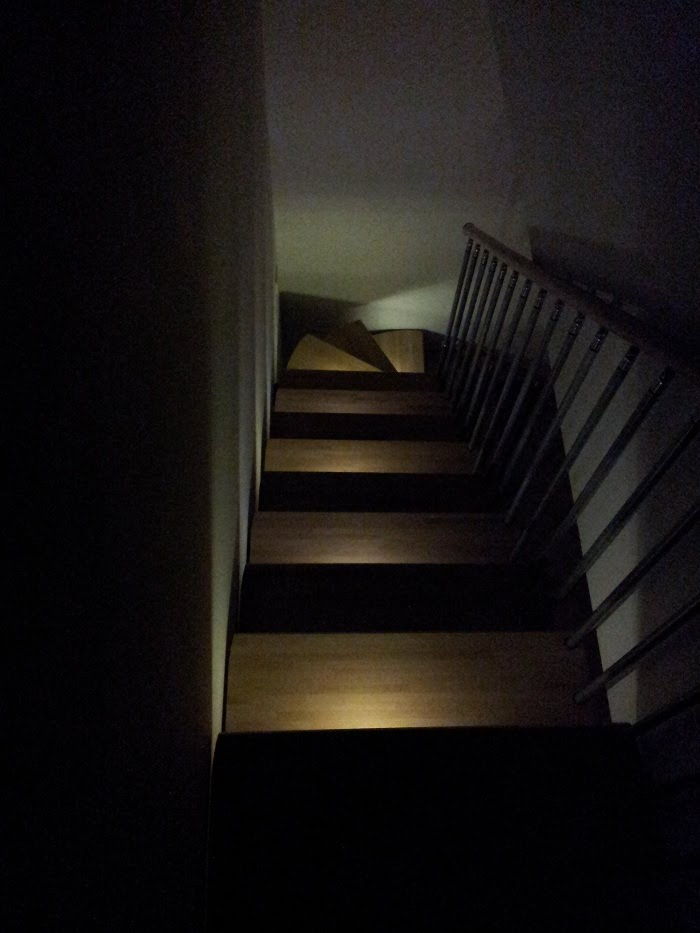 Lighting Basement Washroom Stairs: Light Up Your Stairs