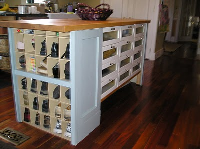 Kitchen Island Beauty Ikea Hackers