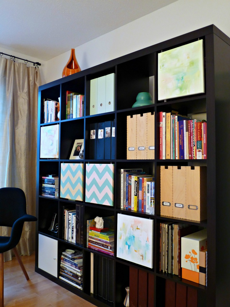 artful expedit ikea hackers. Black Bedroom Furniture Sets. Home Design Ideas