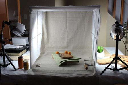 IKEA SKUBB Photography Light Box