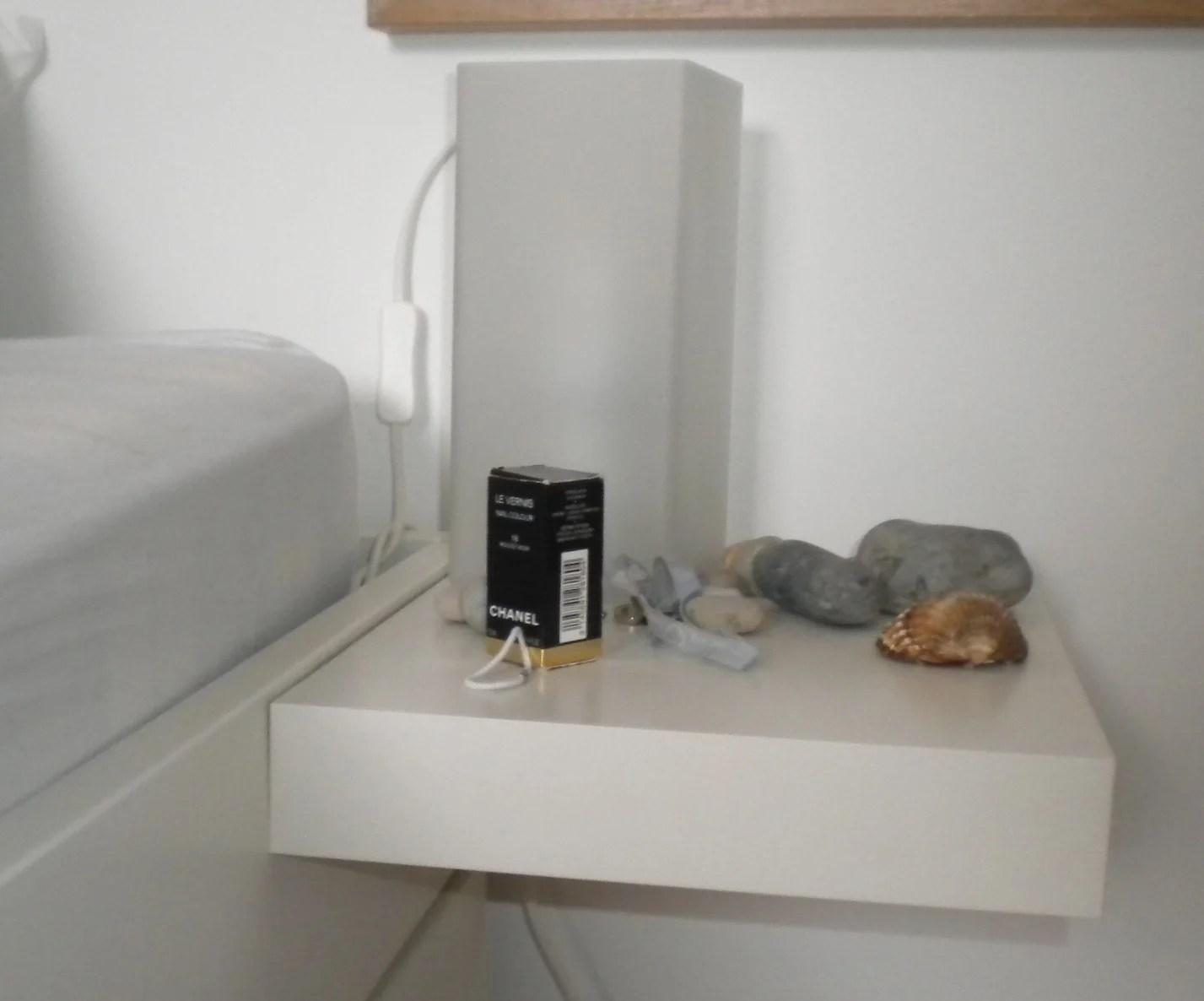 Best Materials Brimnes and Lack shelf
