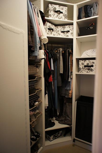 Custom Walk In Pax Closet Ikea Hackers
