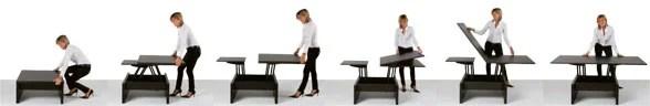 Table Convertible Ikea Gamboahinestrosa