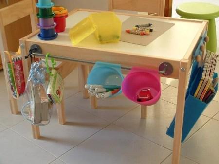 Latt children's table