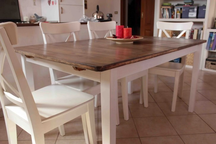Hack Country Kitchen Style Dining Table Hackers