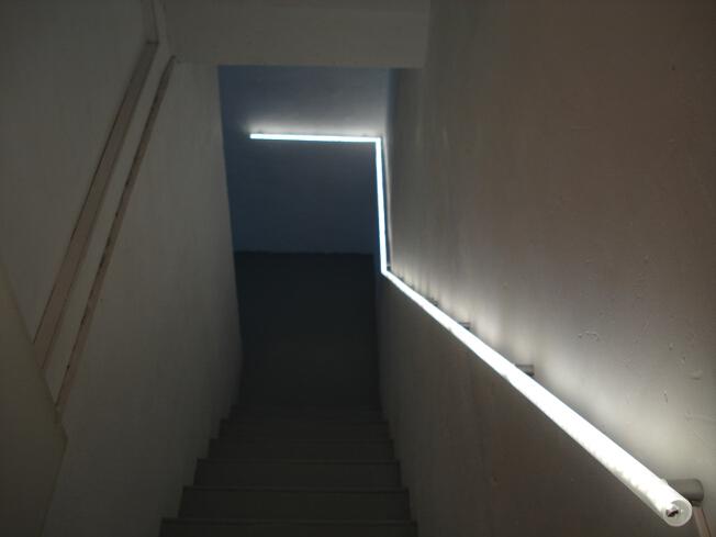 Stairway Handrail To Heaven Ikea Hackers