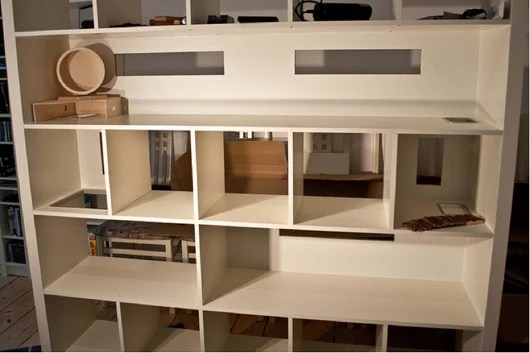 Ikea Expedit Three Story Hamster Habitat Ikea Hackers