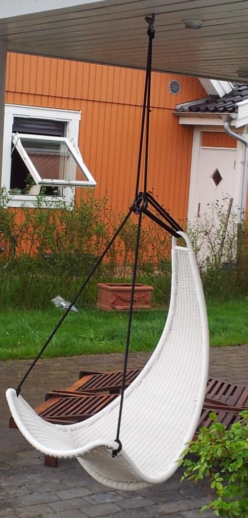 Materials PS SVINGA & A garden swing-a - IKEA Hackers