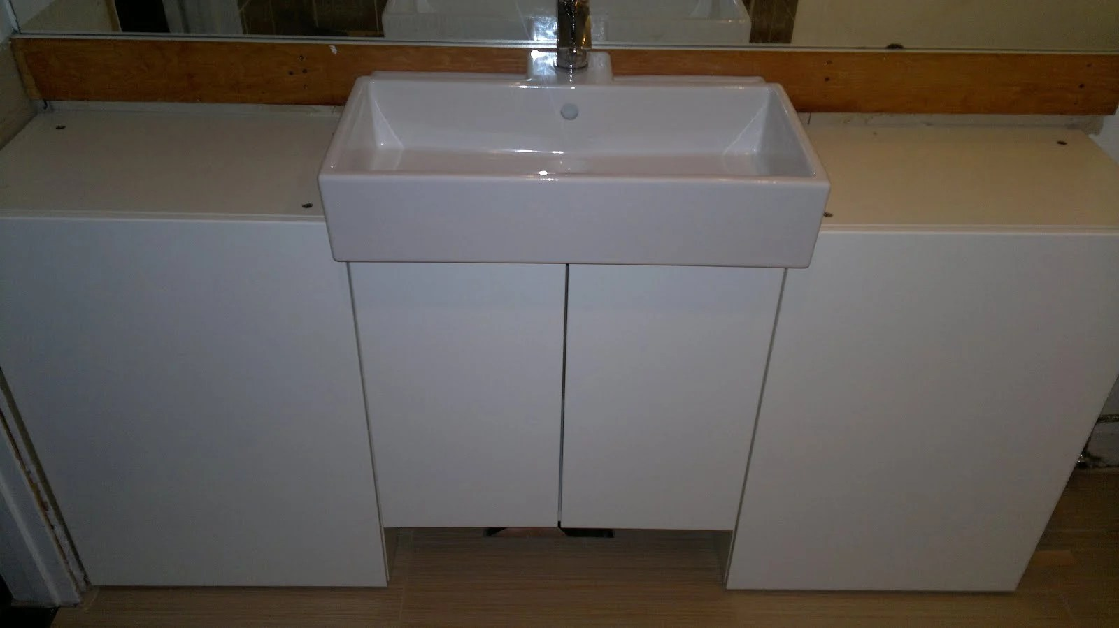 12 Depth Bathroom Vanity Ikea Hackers